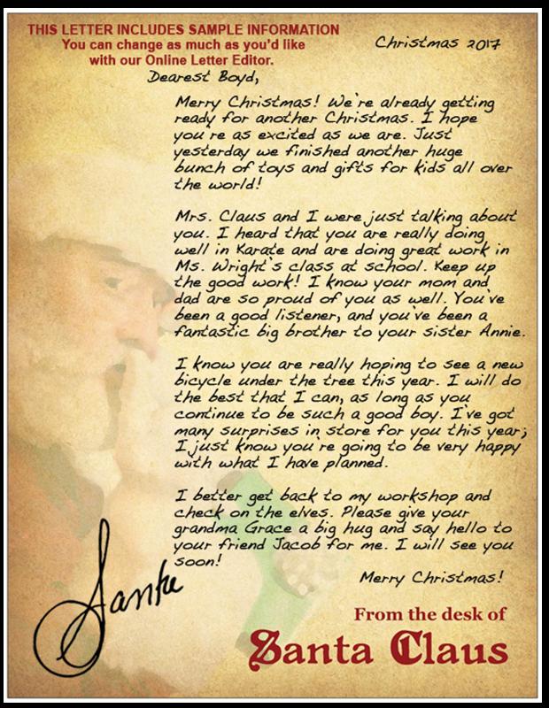 Online letters to santa geccetackletarts online letters to santa spiritdancerdesigns Images